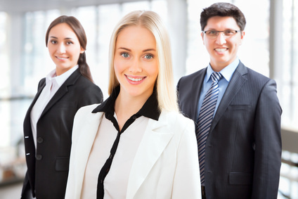 career person business